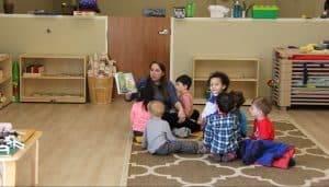 Villa Montessori classrooms