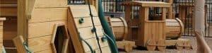 Reggio inspired playground